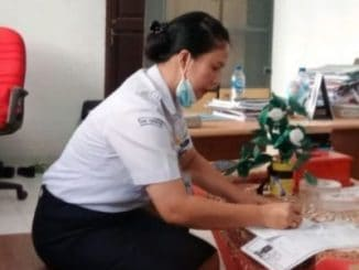 SMP Negeri 1 Idanogawo Diduga Keluarkan SKL Tanpa Nilai Siswa