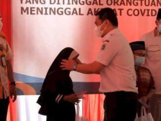 Partai Gerindra Jakarta Gelar Bakti Sosial Anak Yatim