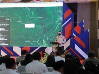 Ket : Daerah ketiga Kapolda Riau Luncurkan Aplikasi Bersama Selamatkan Riau (Foto/Istimewa)