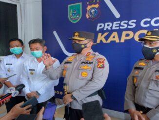 Ket : Kapolda Riau tanggapi keluhan para nelayan terkait konflik di perairan Bagan Siapi-api (foto/Istimewa)